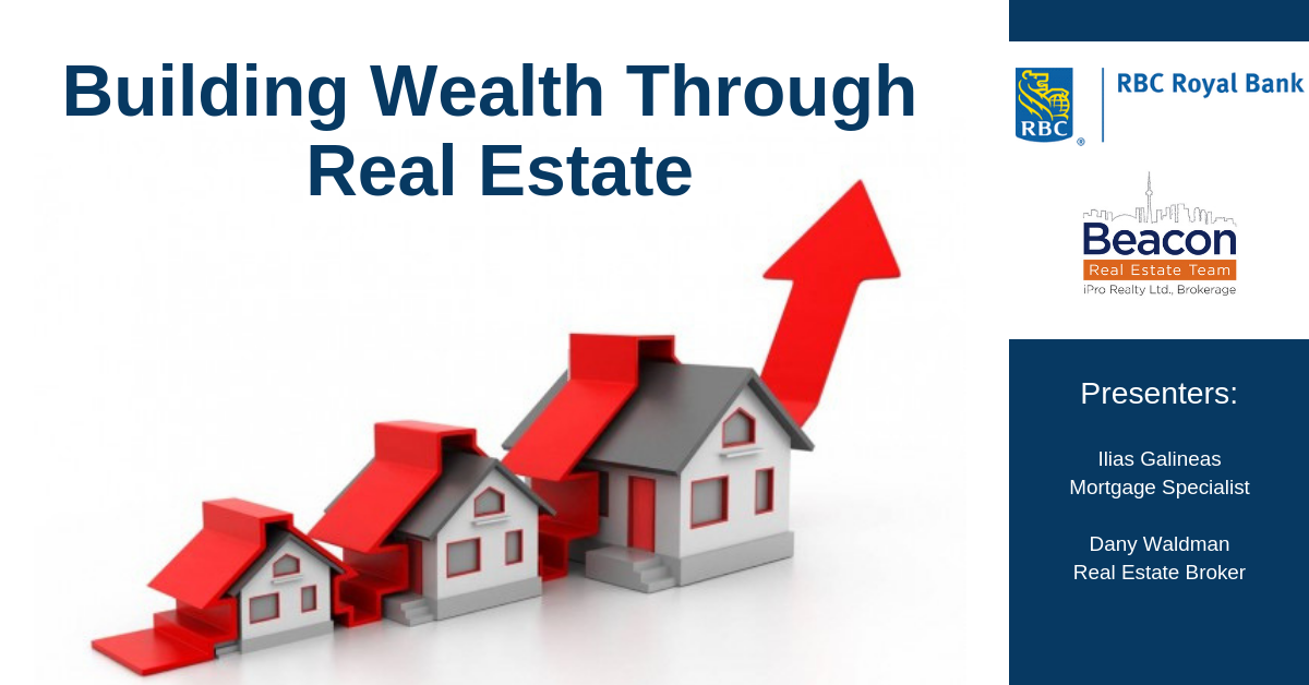 Information Session: Building Wealth Through Real Estate
