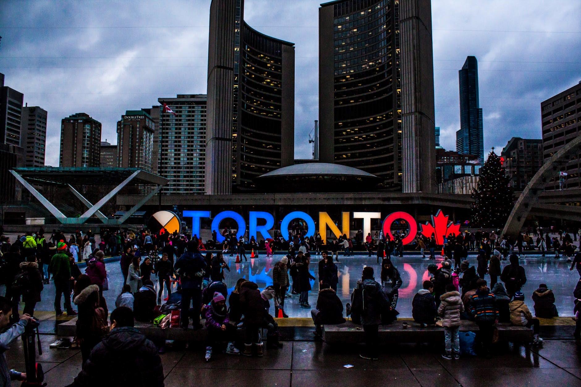 How Art Became an Integral Part of Toronto's Landscape